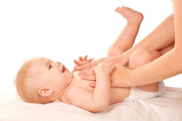 Немного о детском массаже