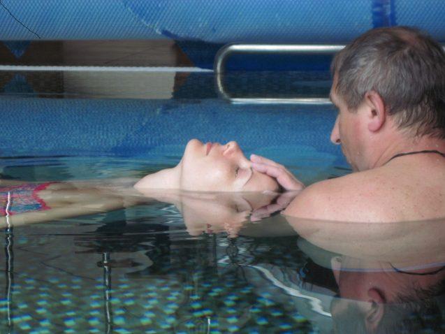 Аквакраниосакральная терапия
