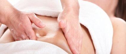 Висцеральная остеопатия (внутренние органы)