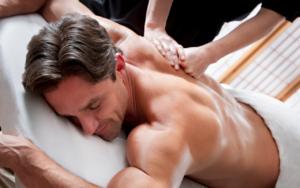 Спортивный массаж в центре здоровья Мир Человека