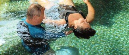 ВАТСУ — терапия на воде