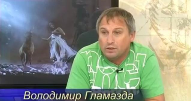 Видеозапись телерадиоканала «Орион». Владимир Гламазда о здоровье и болезнях
