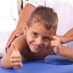 Сеансы краниосакральной терапии для детей