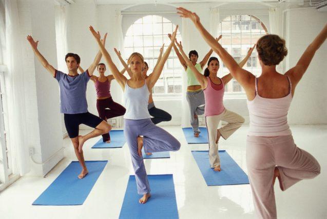Хатха-йога — базовая форма йоги