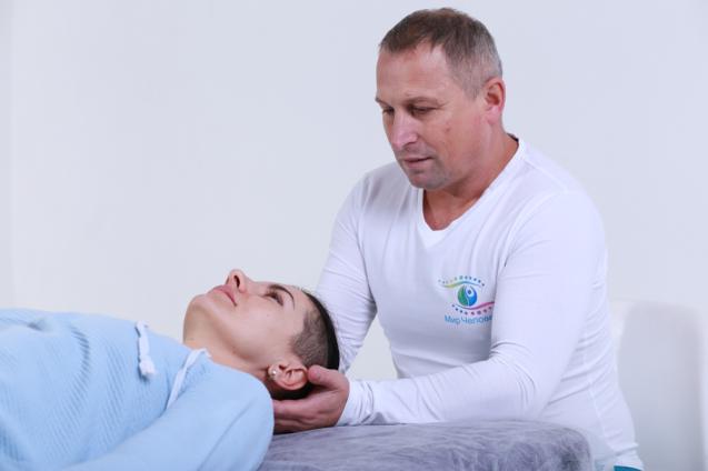 Остеопатия при головной боли