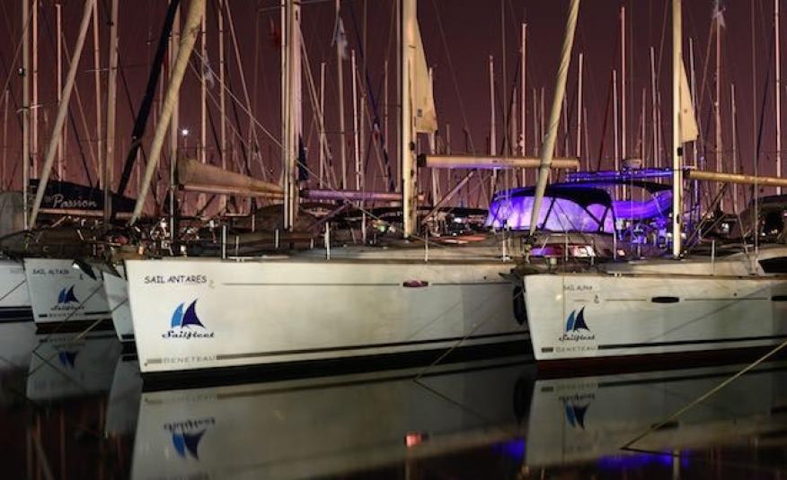 Sail Antares Beneteau Oceanis 54-6