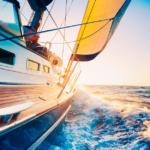Яхт-тур с Владимиром Гламаздой