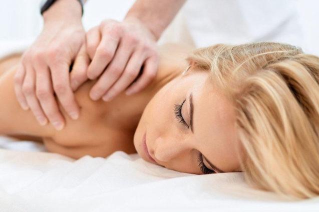 Как проходит сеанс врача-остеопата