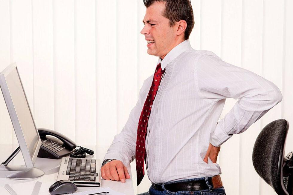 Люмбаго: боли в спине (боль в пояснице)